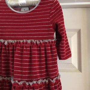 Hanna andersson holiday dress size 4t